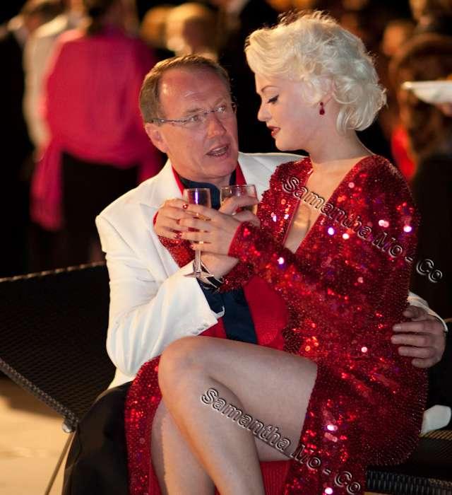 Marilyn Monroe Dress, Gentlemen Prefer Blondes - $249.99 : Michael ...