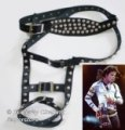 Michael Jackson - Bad Tour Leg Belts Set