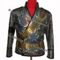 MJ DANGEROUS TOUR JAM JACKET & BELTS SET - Pro Series