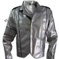 MJ Heal The World Silver Jacket - Pro Series - (All Sizes!)