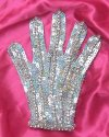 Michael Jackson Sequin & CRYSTAL GLOVE - In any size
