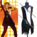 TINA TURNER Replica Sparkling Sequin Dance Dress