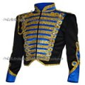 Circus Ringmasters Performance Military Jacket