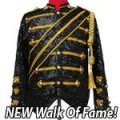 MJ WALK OF FAME JACKET - PRO - (All Sizes!)