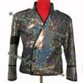 SALE ITEM! MJ DANGEROUS TOUR JAM JACKET - Pro (XXL)