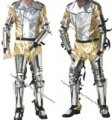 Full HIStory Tour Gold Outfit & ARMOUR Set