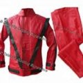 MJ Real Leather Full Thriller Outfit (Tailor Made)