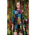 Super Model Sparkling Sequin Dress