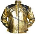 MJ COOL ! - GOLD Beat It Jacket - NEW STYLE!