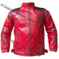 Patent Leather Performers Beat It Jacket (Tailor Made)