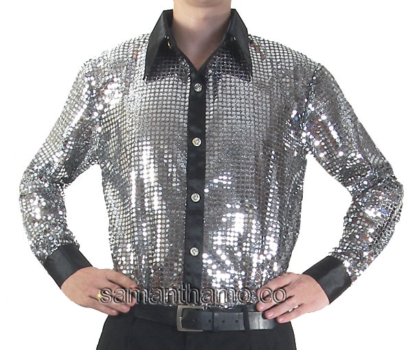 cabaret-show-business-entertainers-clothing/sequin-stage-cabaret-entertainers-dance-shirt/silver-men%27s-sequin-shirt-SH1.jpg
