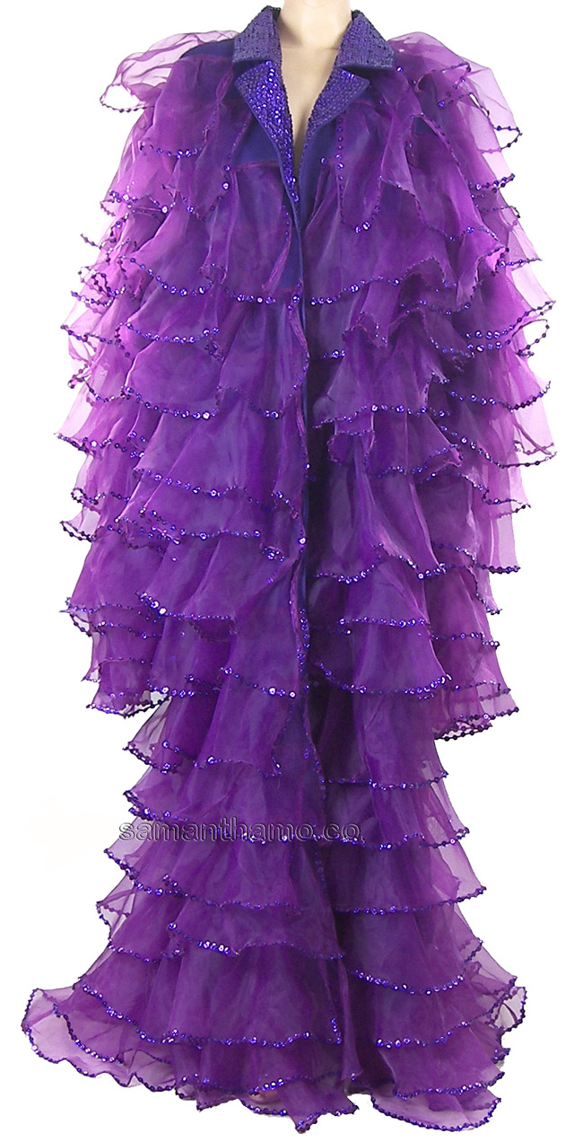 https://michaeljacksoncelebrityclothing.com/drag-queen-show-coats/STC2054-purple-organza-ruffle-costume.jpg