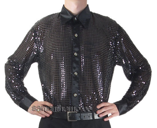 https://michaeljacksoncelebrityclothing.com/entertainers-stage-shirts/SC03-black-men-cabaret-sequin-shirt.jpg