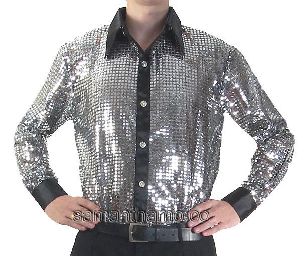 how to make a sparkly shirt