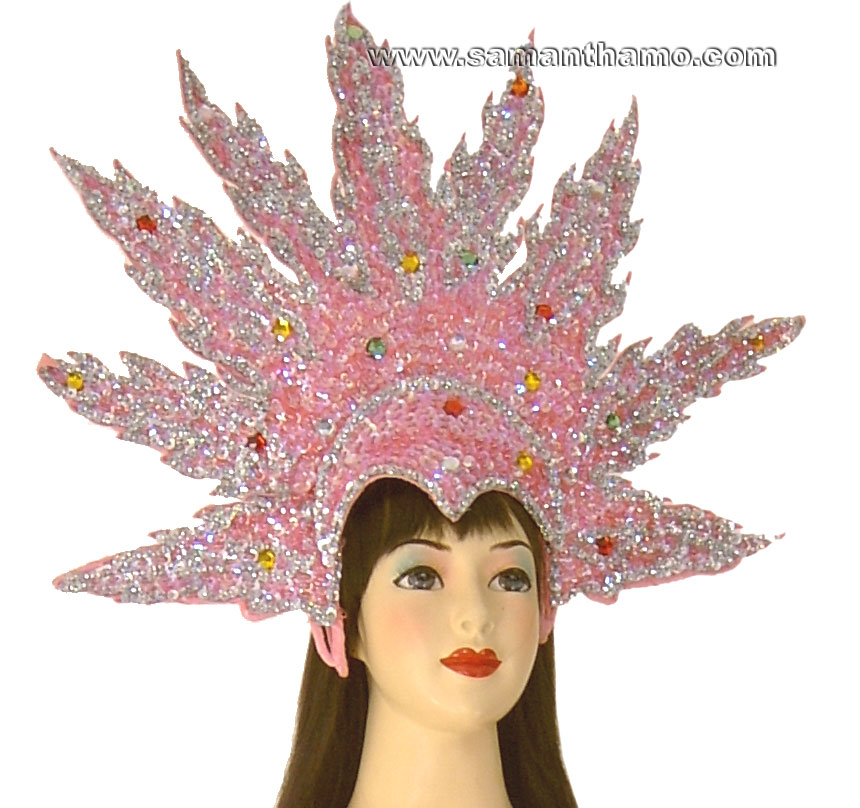https://michaeljacksoncelebrityclothing.com/exotic-head-dresses/HD207-show-girl-cabaret-futuristic-pink-headdresses.jpg