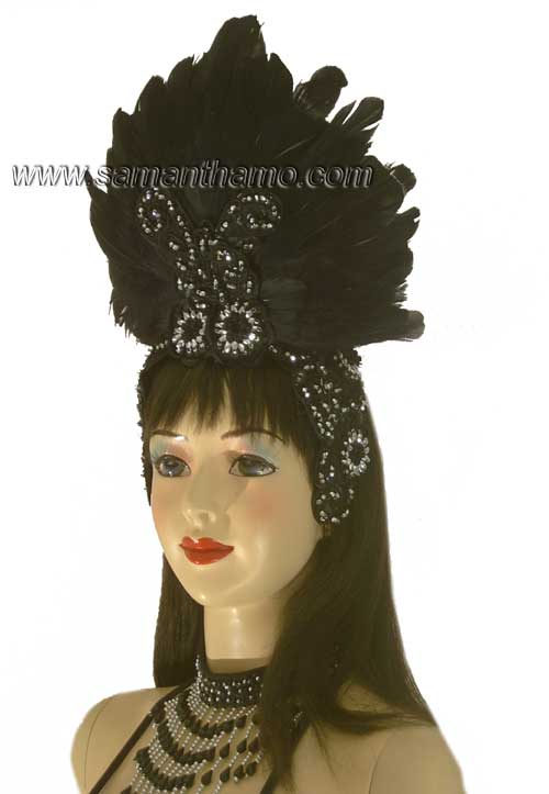 https://michaeljacksoncelebrityclothing.com/exotic-head-dresses/HD401-feather-las-vegas-showgirl-head-dress.jpg