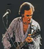 NEIL DIAMOND REPLICA ENTERTAINERS SEQUIN SHIRT (MADE TO ORDER)