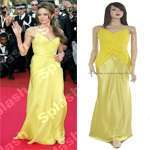 ANGELINA JOLIE Cannes 2007 Award Gown - Click Image to Close