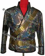 DANGEROUS TOUR JAM JACKET & BELTS SET - PRO SERIES