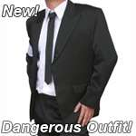 New! Michael Jackson - Full Dangerous Outfit - Pro Series