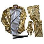 HIStory Tour Gold Outfit - (Pro Series!) - Click Image to Close