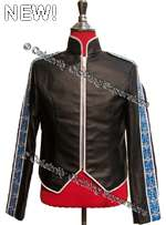 Heal The World Leather Jacket - Pro Series