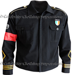 Michael Jackson Dangerous Military Jacket - Click Image to Close