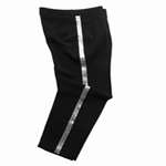 Michael Jackson Silver Stripe (Braided) Trousers (Pro Series)