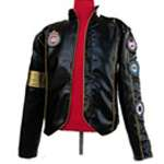 Michael Jackson Elizabeth Taylor Tribute Jacket - (All Sizes!) - Click Image to Close