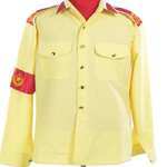 michael jackson yellow shirt