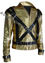 Michael Jackson Working Day and Night Jacket