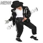 MICHAEL JACKSON FULL BILLIE JEAN OUTFIT / COSTUME - PRO SERIES