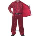 3 Piece - Stage, Entertainers Sequin Jacket Shirt & Trousers - Click Image to Close
