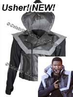 NEW! Usher Performance Jacket - Pro Series