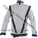 Michael Jackson White Thriller Jacket - Ready To Ship! (Small)