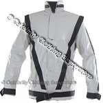 Michael Jackson White Thriller Jacket - Ready To Ship! (Small)