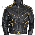 NEW!! X-MEN 2 UNITED - WOLVERINE Leather Jacket (All Sizes!)