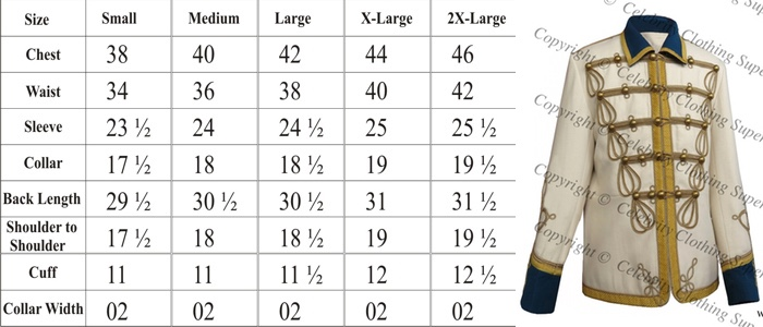 john%20lennon%20jacket%20clothing/Lennon%20Jacket%20size%20chart.jpg
