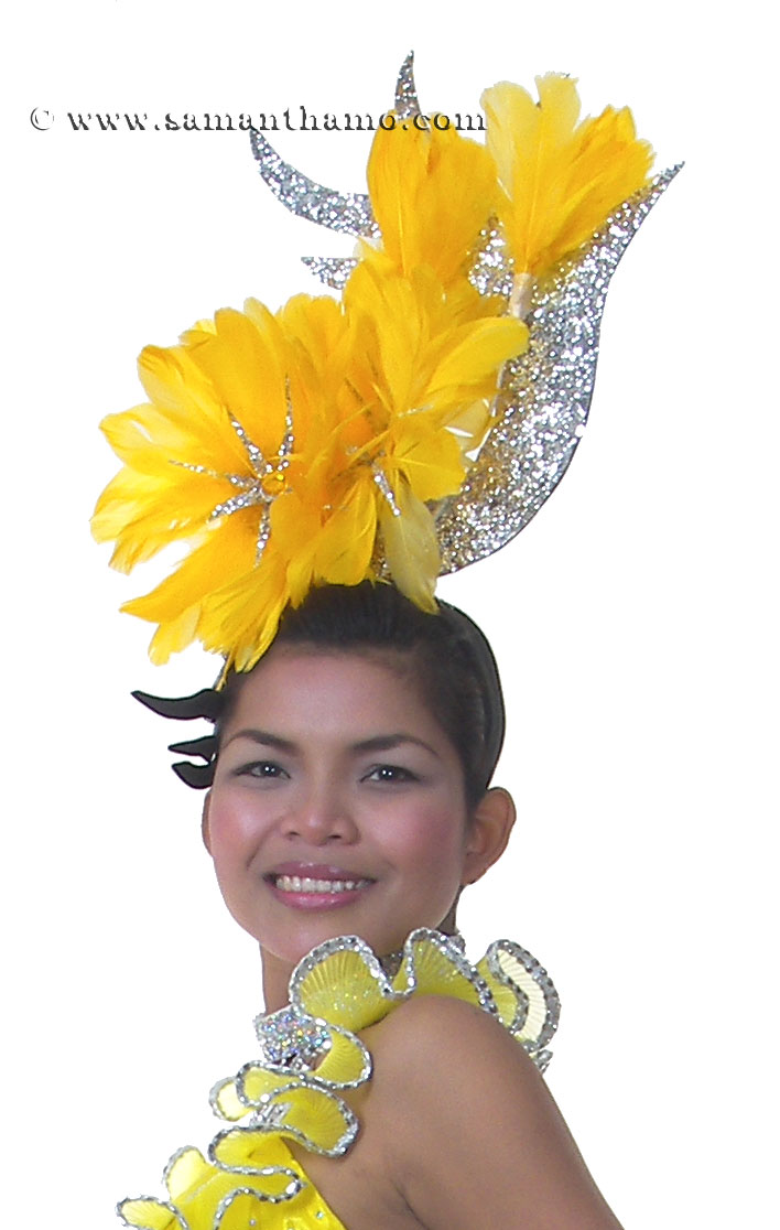 https://michaeljacksoncelebrityclothing.com/ready-made-head-dresses/HD201-las-vegas-showgirl-yellow-feather-headpiece.jpg