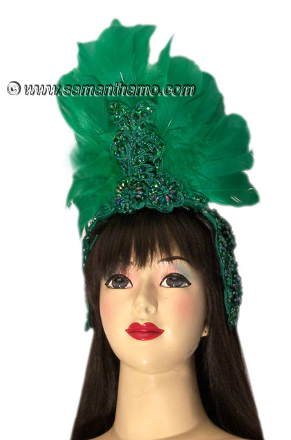 https://michaeljacksoncelebrityclothing.com/ready-made-head-dresses/HD403-green-feather-las-vegas-showgirl-head-dress.jpg