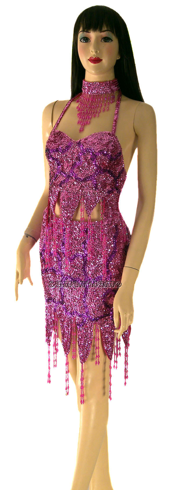 https://michaeljacksoncelebrityclothing.com/sequin-2-piece-dresses/TM4050-pink-sequin-dress.jpg