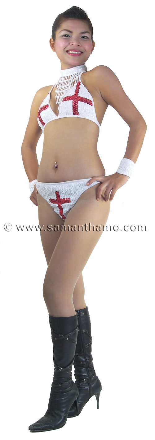 St Georges Day Bikini World Wide Wives