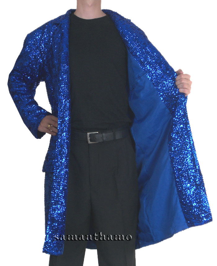 https://michaeljacksoncelebrityclothing.com/stage-cabaret-circus/RT02-blue-sequin-long-trench-coat.jpg